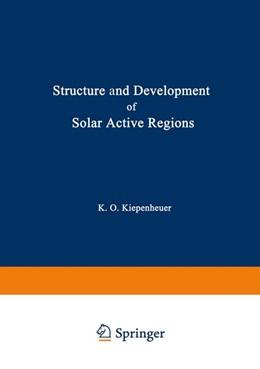 Abbildung von Kiepenheuer | Structure and Development of Solar Active Regions | 1968 | 35