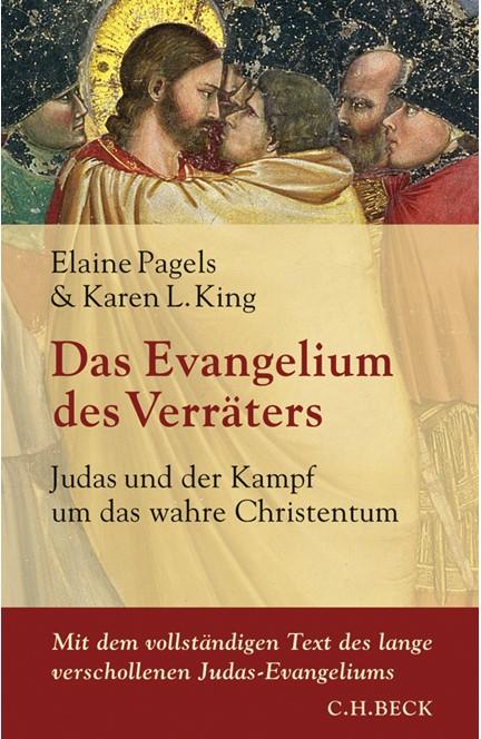 Cover: Elaine Pagels|Karen King, Das Evangelium des Verräters