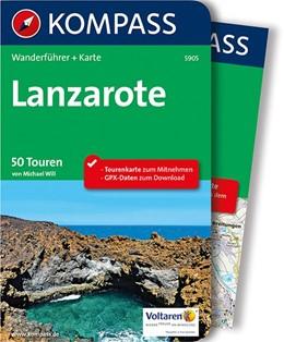 Abbildung von Will | Lanzarote | 2. Auflage | 2017 | Wanderführer mit Extra-Tourenk...