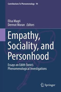 Abbildung von Magrì / Moran | Empathy, Sociality, and Personhood | 1. Auflage | 2018 | 94 | beck-shop.de