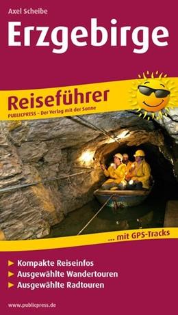 Abbildung von Scheibe | Erzgebirge | 1. Auflage | 2018 | Reiseführer für Ihren Aktiv-Ur...