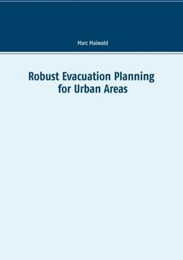 Abbildung von Maiwald | Robust Evacuation Planning for Urban Areas | 2017