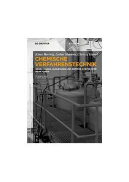 Abbildung von Hertwig / Martens / Hamel | Chemische Verfahrenstechnik | 2018 | Berechnung, Auslegung und Betr...