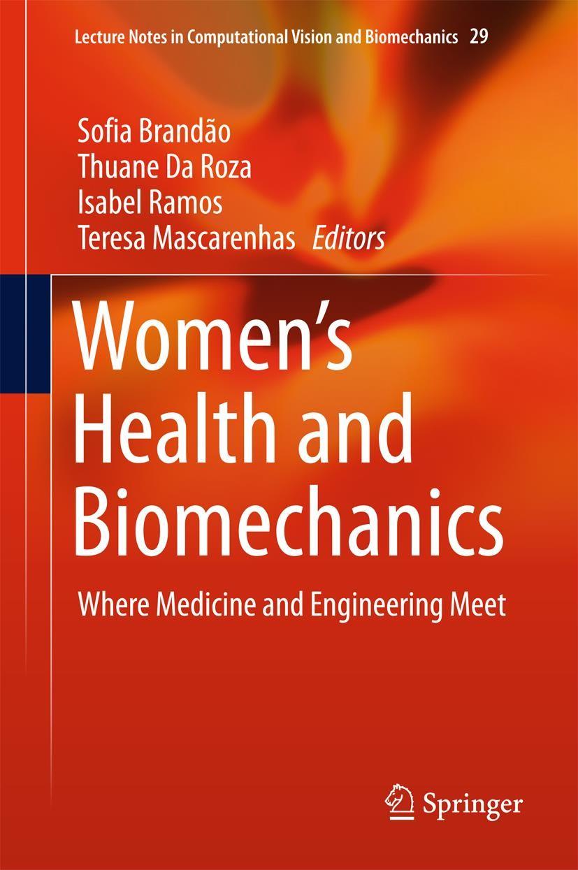 Women's Health and Biomechanics | Brandão / Da Roza / Ramos / Mascarenhas, 2017 | Buch (Cover)