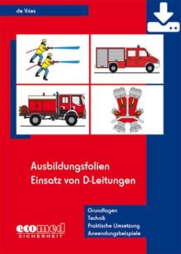 Abbildung von de Vries | Ausbildungsfolien Einsatz von D-Leitungen - Download | 1. Auflage | 2017 | beck-shop.de