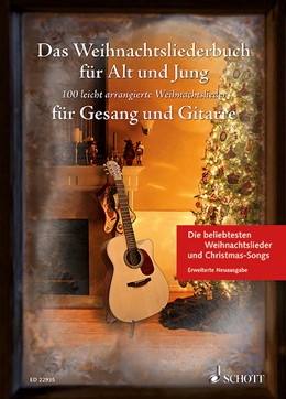 Abbildung von Das Weihnachtsliederbuch für Alt und Jung | 1. Auflage | 2017 | beck-shop.de