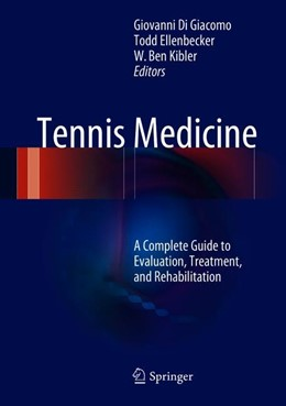 Abbildung von Di Giacomo / Ellenbecker | Tennis Medicine | 1. Auflage | 2019 | beck-shop.de
