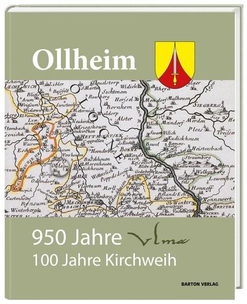 Ollheim. 950 Jahre Ulma. 100 Jahre Kirchweihe St. Martin, 2017 | Buch (Cover)