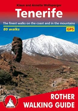 Abbildung von Wolfsperger   Tenerife (Teneriffa - englische Ausgabe)   6. Auflage   2017   The finest walks on the coast ...