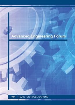 Abbildung von Advanced Engineering Forum Vol. 24 | 2017