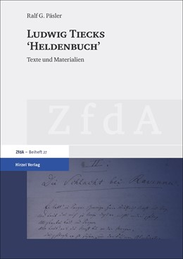 Abbildung von Päsler | Ludwig Tiecks