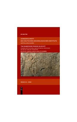 Abbildung von Rummel / Kubisch | The Ramesside Period in Egypt | 2018 | Studies into Cultural and Hist... | 41