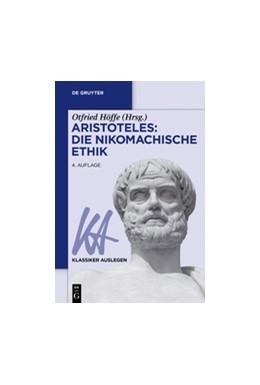 Abbildung von Höffe | Aristoteles: Nikomachische Ethik | 4th newly revised edition, expanded with new texts | 2019 | 2
