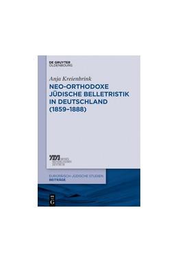 Abbildung von Kreienbrink | Neo-orthodoxe jüdische Belletristik in Deutschland (1859–1888) | 2018 | Ordnung, Grenze und Wandel | 29