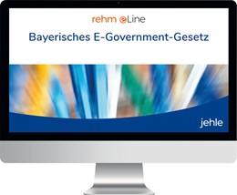 Abbildung von Bayerisches E-Government-Gesetz • online | 1. Auflage | | beck-shop.de