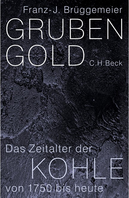 Cover: Franz-Josef Brüggemeier, Grubengold
