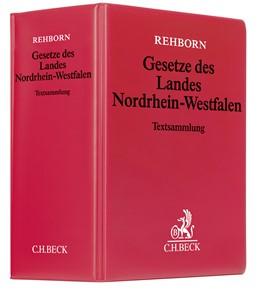 Abbildung von v. Hippel / Rehborn | Gesetze des Landes Nordrhein-Westfalen | 136. Auflage | 2019