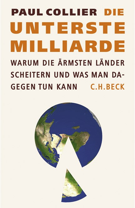Cover: Paul Collier, Die unterste Milliarde