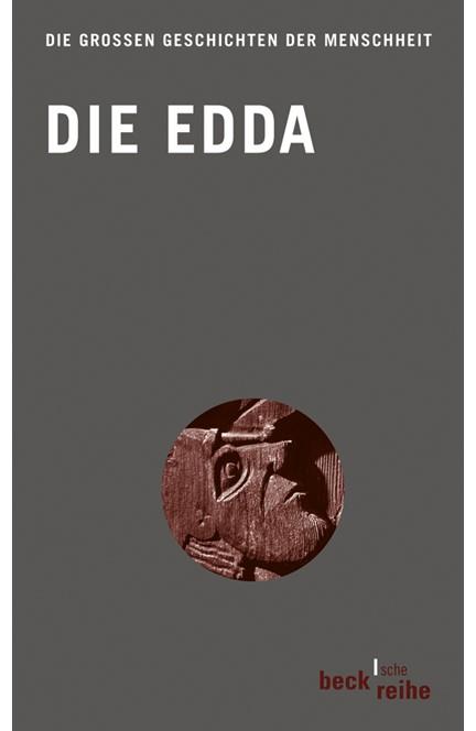 Cover: , Die Edda