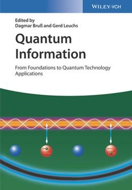 Abbildung von Bruß / Leuchs | Quantum Information / 2 Bände | 2. Auflage | 2019 | beck-shop.de