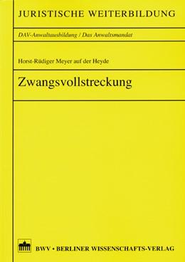 Abbildung von Meyer auf der Heyde | Zwangsvollstreckung | 2006