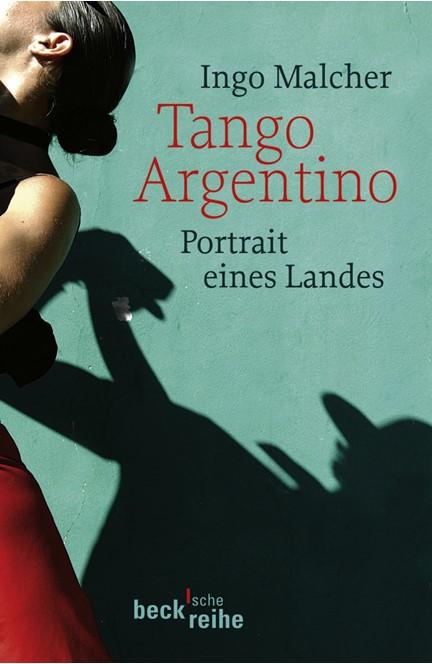 Cover: Ingo Malcher, Tango Argentino