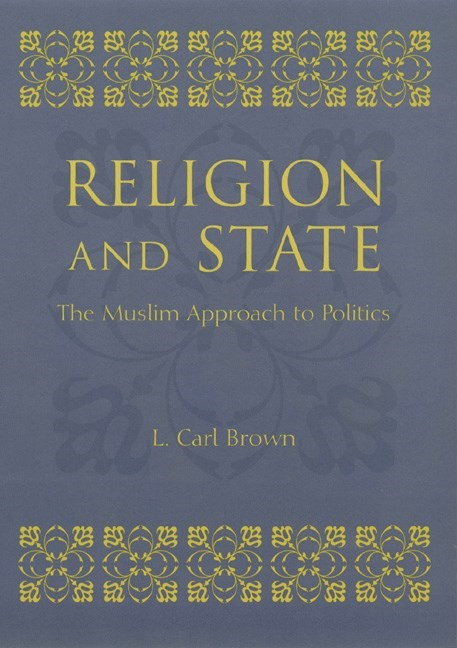 Abbildung von Brown | Religion and State | 2000