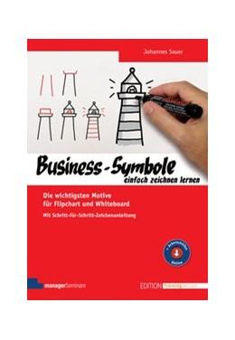 Abbildung von Sauer | Business-Symbole einfach zeichnen lernen | 2018 | Die wichtigsten Motive für Fli...