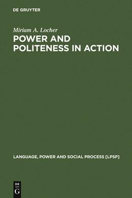 Abbildung von Locher | Power and Politeness in Action | 2004 | Disagreements in Oral Communic... | 12