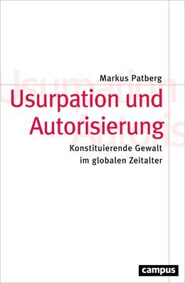 Abbildung von Patberg   Usurpation und Autorisierung   1. Auflage   2018   beck-shop.de