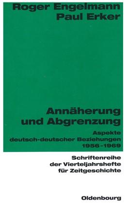 Abbildung von Engelmann / Erker | Annäherung und Abgrenzung | 1993