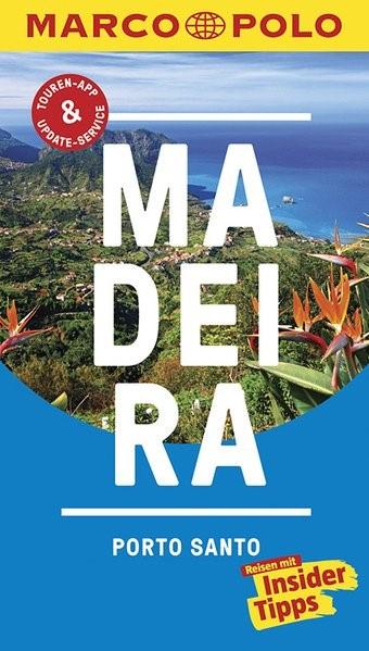 MARCO POLO Reiseführer Madeira, Porto Santo | Lier | 15. Auflage, 2017 | Buch (Cover)