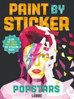 Abbildung von Paint by Sticker Popstars | 1. Auflage | 2018 | beck-shop.de