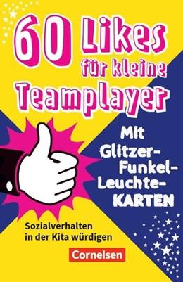 Abbildung von 60 Likes für kleine Teamplayer | 2018 | Mit Glitzer-Funkel-Leuchte-Kar...