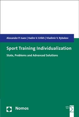 Abbildung von Isaev / Erlikh | Sport Training Individualization | 1. Auflage | 2018 | beck-shop.de