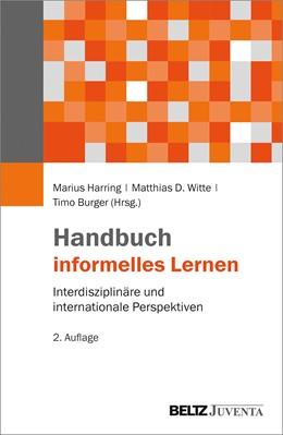Abbildung von Harring / Witte   Handbuch informelles Lernen   2. Auflage   2018   beck-shop.de