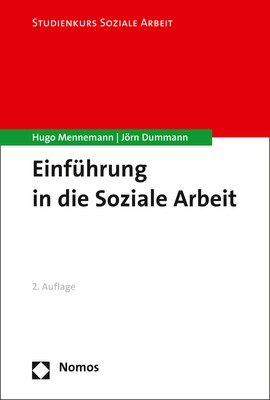 Abbildung von Mennemann / Dummann   Einführung in die Soziale Arbeit   2., überarbeitete Auflage   2018