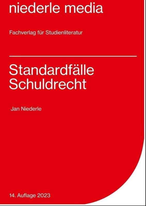 Standardfälle Schuldrecht | Braukmann / Schieder | 9. Auflage, 2017 | Buch (Cover)