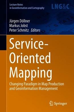Abbildung von Döllner / Jobst   Service-Oriented Mapping   1. Auflage   2018   beck-shop.de