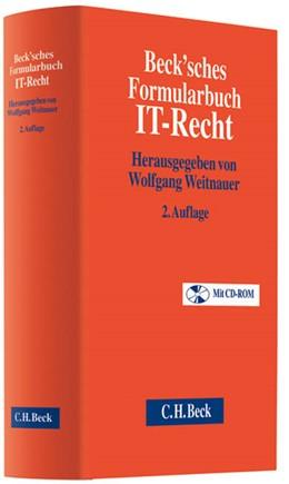 Abbildung von Beck'sches Formularbuch IT-Recht | 2., überarbeitete und erweiterte Auflage | 2009