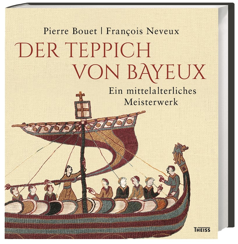 Der Teppich von Bayeux | Bouet / Neveux, 2018 | Buch (Cover)