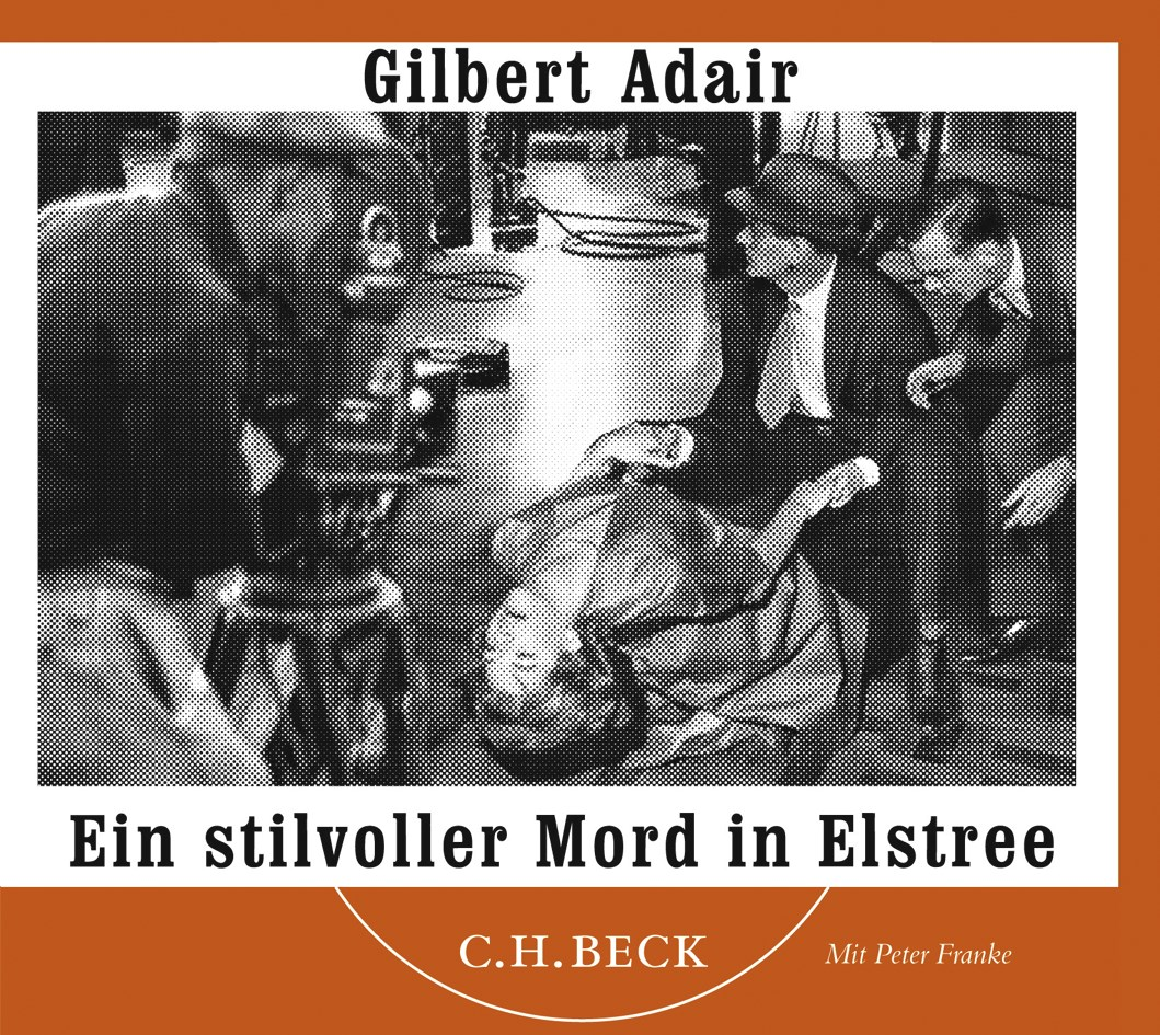 Ein stilvoller Mord in Elstree - Hörbuch | Adair, Gilbert, 2008 (Cover)