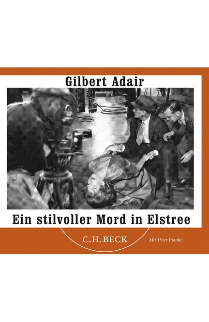 Cover: Gilbert Adair, Ein stilvoller Mord in Elstree - Hörbuch