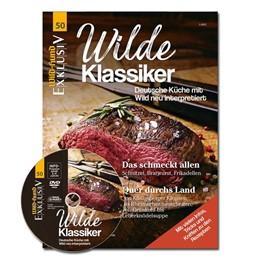 Abbildung von WILD UND HUND Exklusiv Nr. 50: Wilde Klassiker inkl. DVD | 2017 | Deutsche Küche mit Wild neu in...