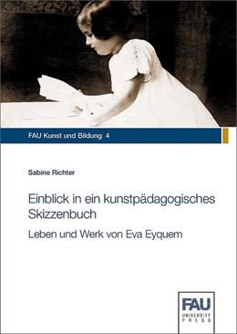 Abbildung von Richter   Einblick in ein kunstpädagogisches Skizzenbuch   2017   Leben und Werk von Eva Eyquem