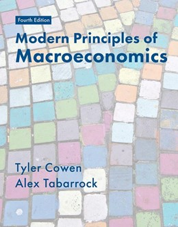 Abbildung von Cowen / Tabarrok | Modern Principles of Macroeconomics | 4. Auflage | 2018 | beck-shop.de
