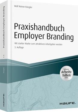 Abbildung von Kriegler | Praxishandbuch Employer Branding - inkl. Arbeitshilfen online | 3. Auflage 2018 | 2018 | Mit starker Marke zum attrakti...