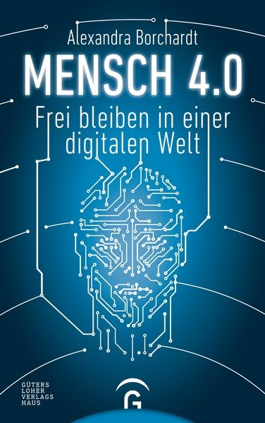 Mensch 4.0   Borchardt, 2018   Buch (Cover)