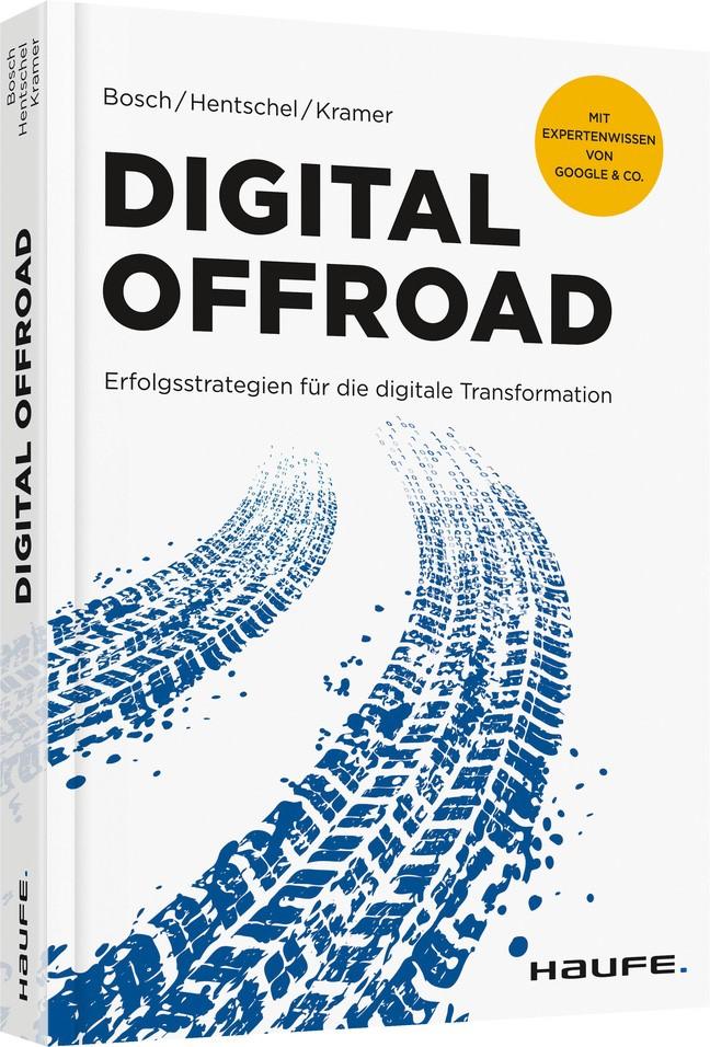 Digital Offroad | Bosch / Hentschel / Kramer, 2018 | Buch (Cover)