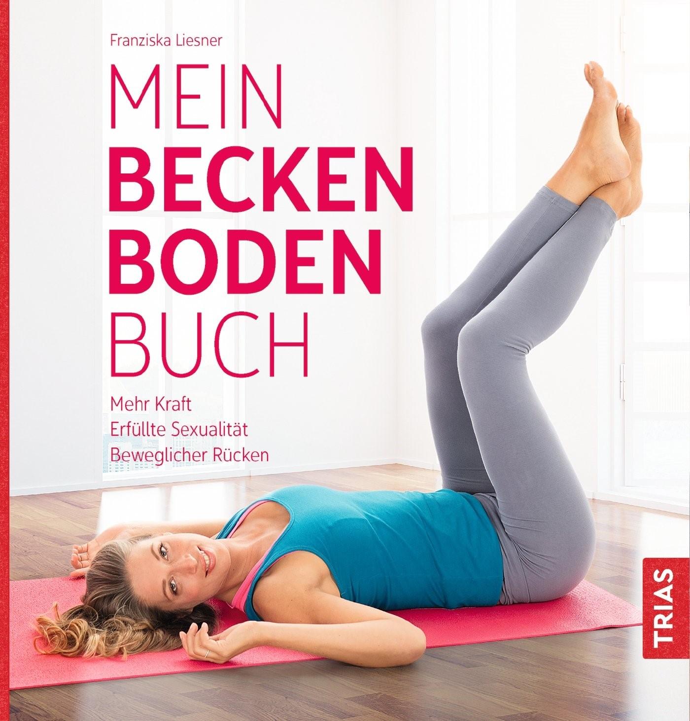 Mein Beckenbodenbuch | Liesner | 3. Auflage, 2018 | Buch (Cover)